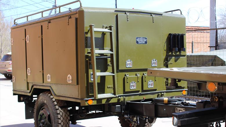 Mobile hydraulic system MHS200/260